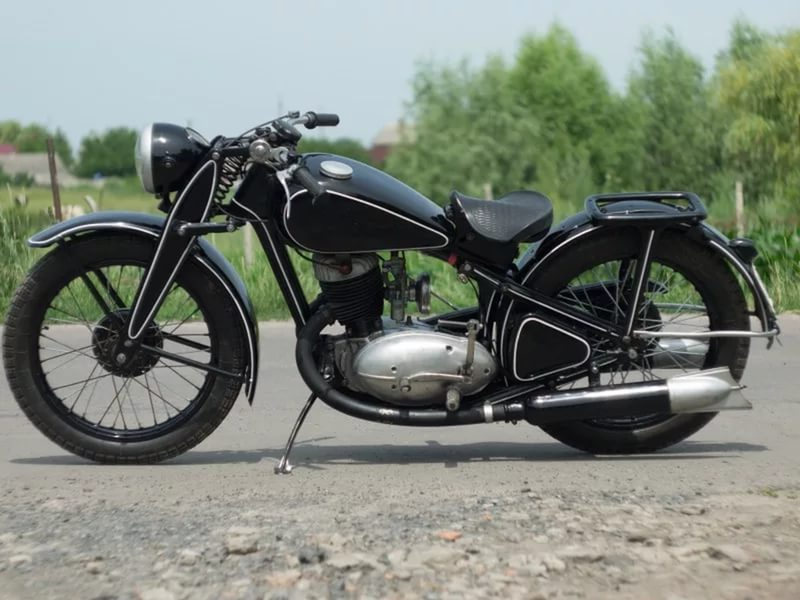 موتورسیکلت ایژ 350