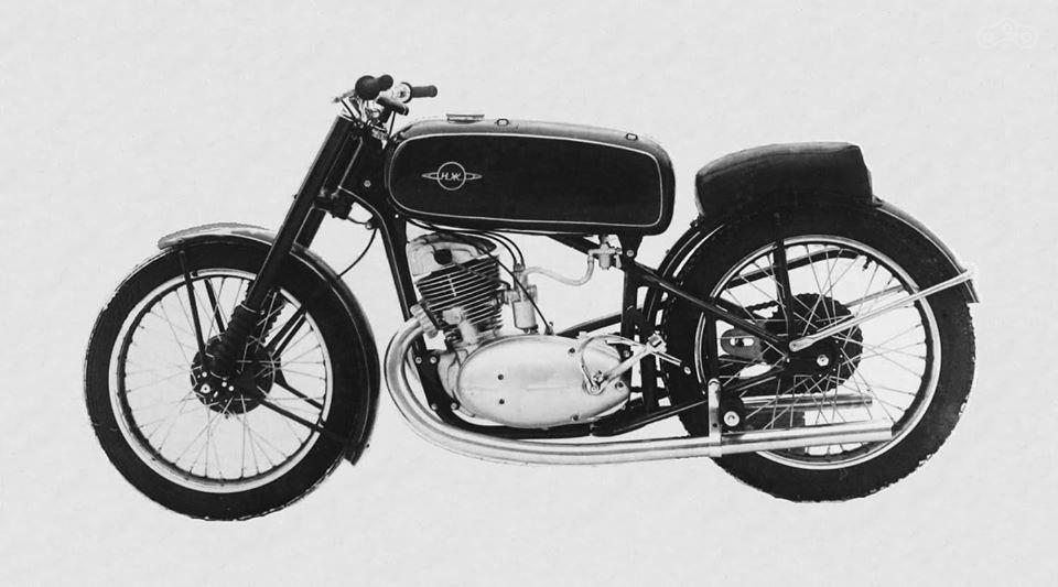 موتورسیکلت ایژ-54 شوروی