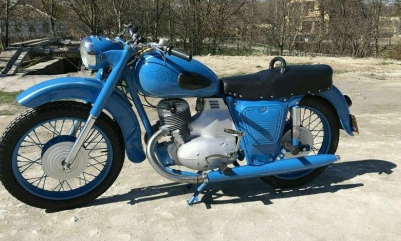 موتورسیکلت ایژ-56