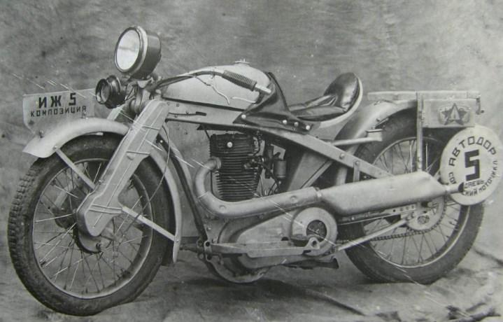 موتور قدیمی ایژ