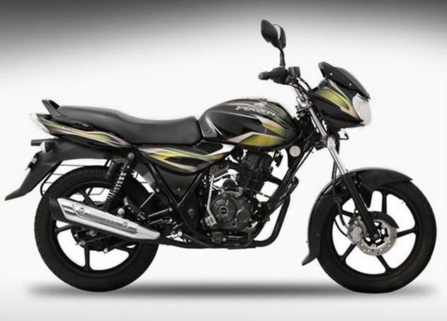 موتورسیکلت Bajaj Discover