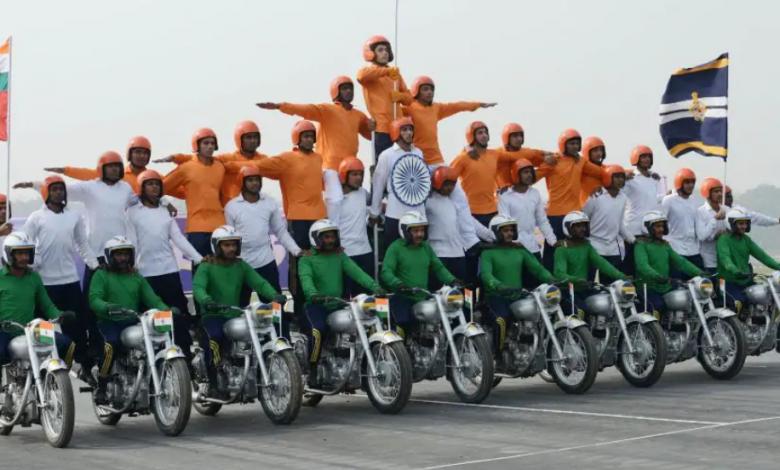 موتورسیکلت سازی هند