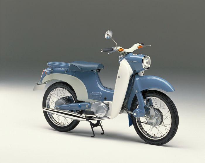 """موتورگازی یاماها مدل """"ام اف -1"""""""