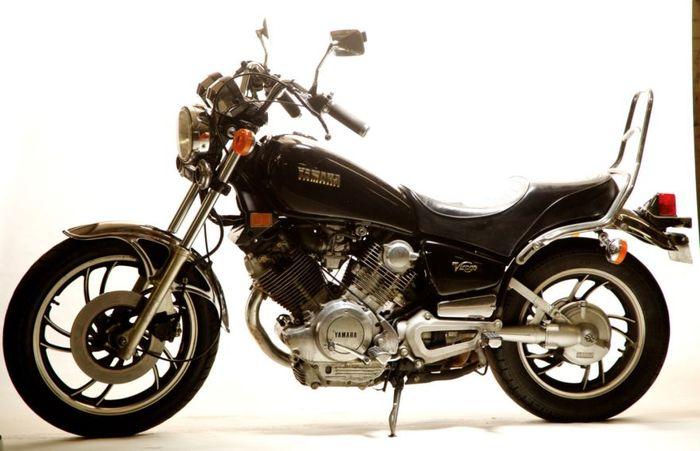 موتورسیکلت یاماها Virago 750