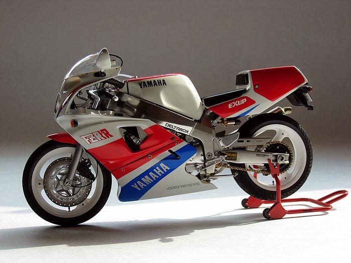 موتورسیکلت FZR 750 R