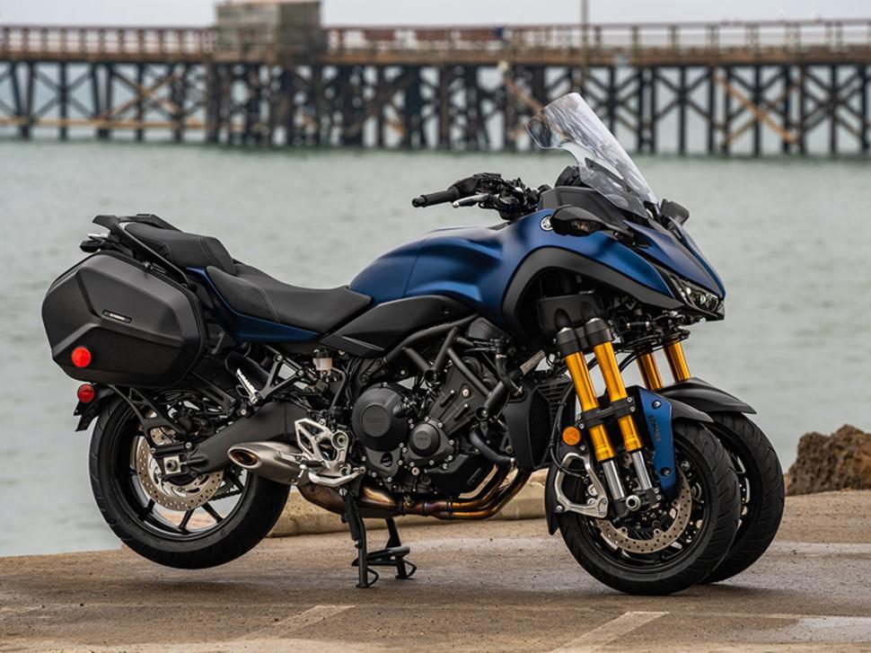 موتورسیکلت (NIKEN GT SPORT TOURER)