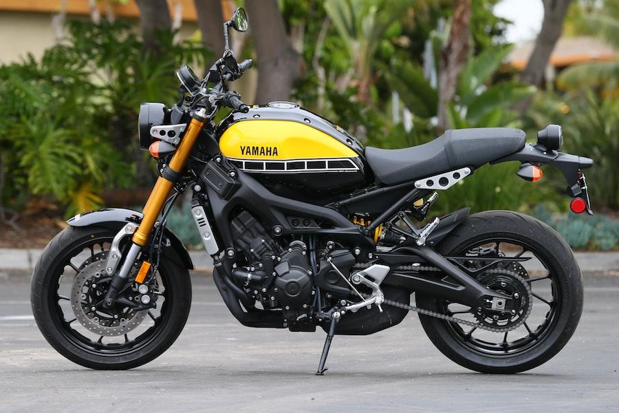 موتورسیکلت XSR900