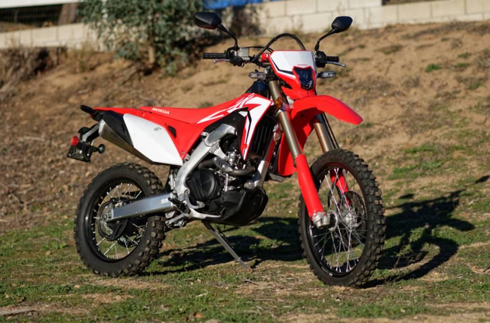 هوندا CRF 450L