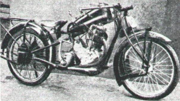 موتورسیکلت سایوز