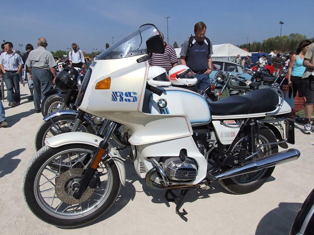 بی ام و R100 -BMW-R100RS