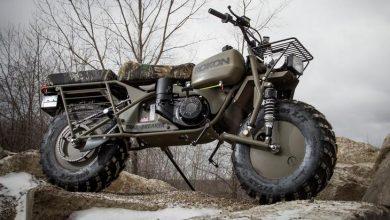 موتورسیکلت ROKON TRAIL BREAKER