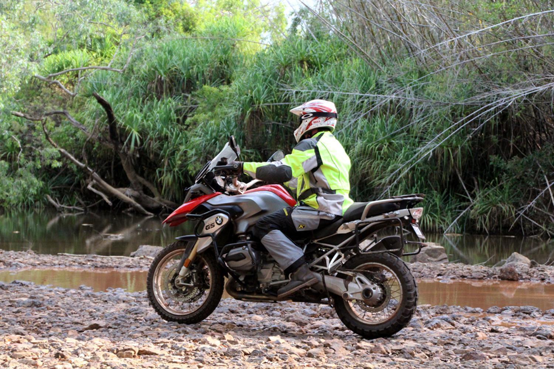 ده نکته برای ادونچر با موتورسیکلت در آفرود